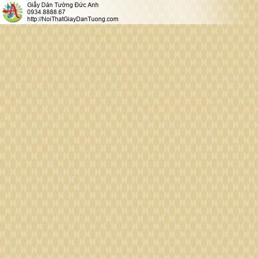 Casabene 2726-4, Giấy dán tường họa tiêt ca rô màu vàng gold, màu vàng đồng
