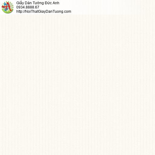 Casabene 2733-1, Giấy dán tường kẻ sọc nhỏ mịn màu vàng kem, màu kem