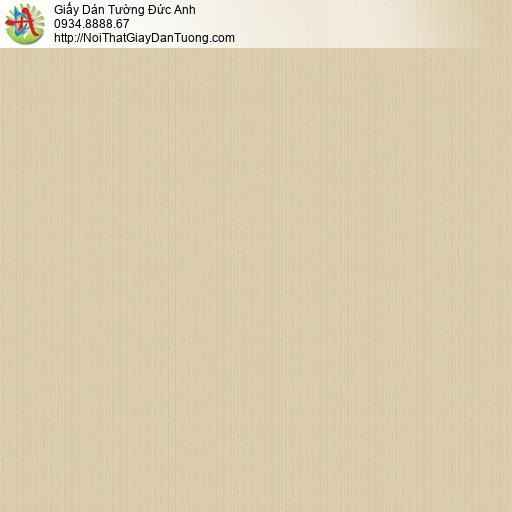 Casabene 2733-3, Giấy dán tường trơn màu vàng hiện đại đẹp