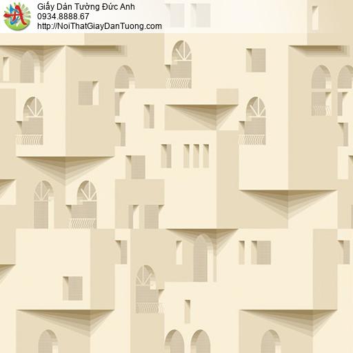 Casabene 2734-2, Giấy dán tường hoa văn họa tiết 3D mới đẹp sang trọng 2021