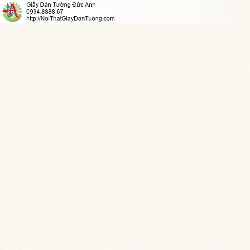 Casabene 2737-1, Giấy dán tường dạng gân màu trắng kem, màu vàng kem