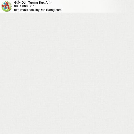 Casabene 2737-2, Giấy dán tường màu trắng xám đơn sắc một màu