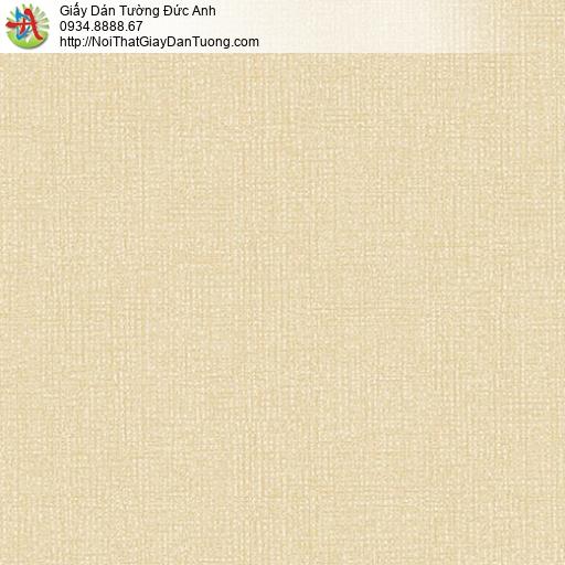 Casabene 2739-3, Giấy dán tường gân nổi đơn giản màu vàng