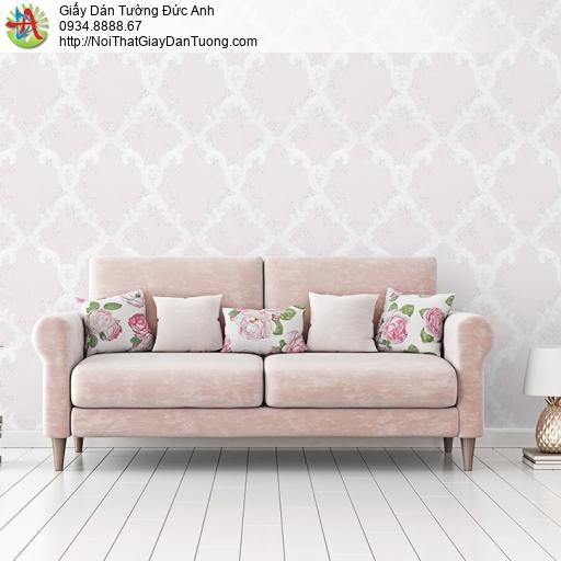 Albany 6808-2, Giấy dán tường kiểu cổ điển màu hồng 2022