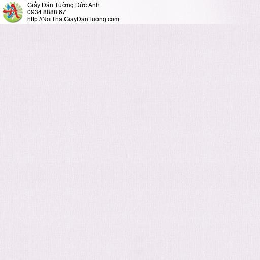 Albany 6809-2, Giấy dán tường gân trơn đơn giản màu hồng nhạt hiện đại