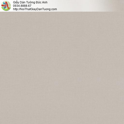 Albany 6809-4, Giấy dán tường màu nâu đất, giấy trơn đơn giản hiện đại