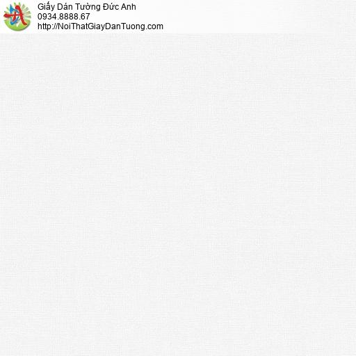 Albany 6819-1, Giấy dán tường dạng gân đơn giản màu trắng hiện đại