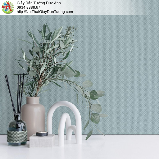 Albany 6820-3, Giấy dán tường đơn giản màu xanh lá cây