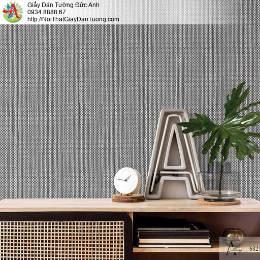 Albany 6821-9, Giấy dán tường gân một màu đơn giản màu xám