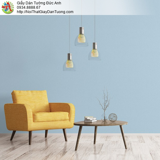 Albany 6822-10, Giấy dán tường đon giản màu xanh dương nhạt