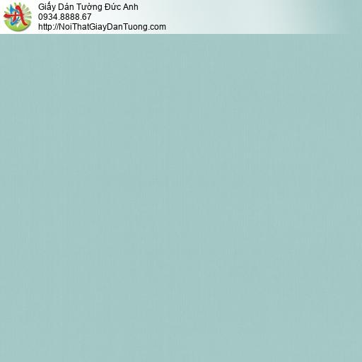 Albany 6822-8, Giấy dán tường một màu đơn giản hiện đại, giấy màu xanh lá cây