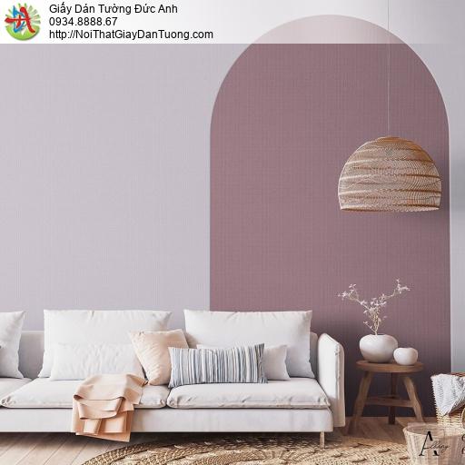 Albany 6822-13, Giấy dán tường màu khoai môn nhạt, giấy hiện đại một màu