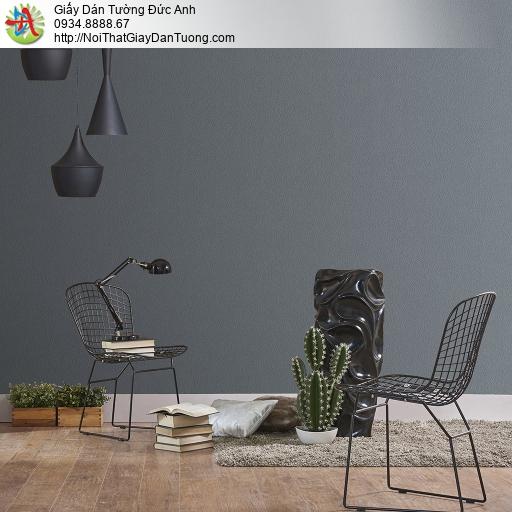 Albany 6824-6, Giấy dán tường màu đen, giấy một màu đen đơn giản một màu