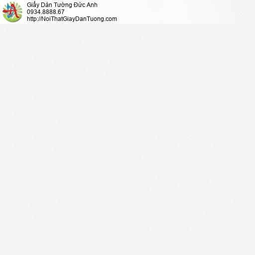 Albany 6831-1, Giấy dán tường gân mịn màu trắng, giấy hiện đại đơn giản