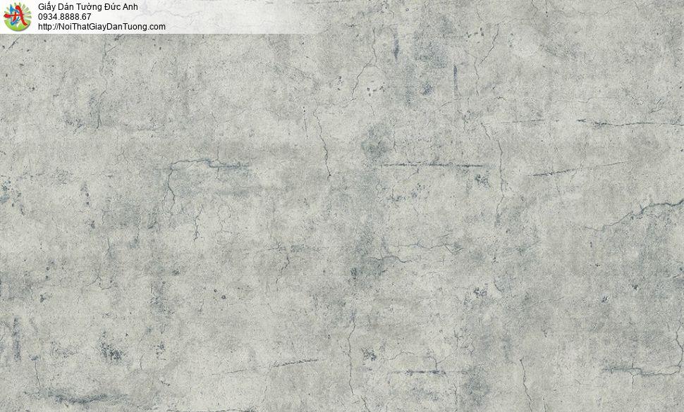 Albany 6817-2, Giấy dán tường màu xi măng, giấy giả bê tông màu xám vàng hiện đại 2022