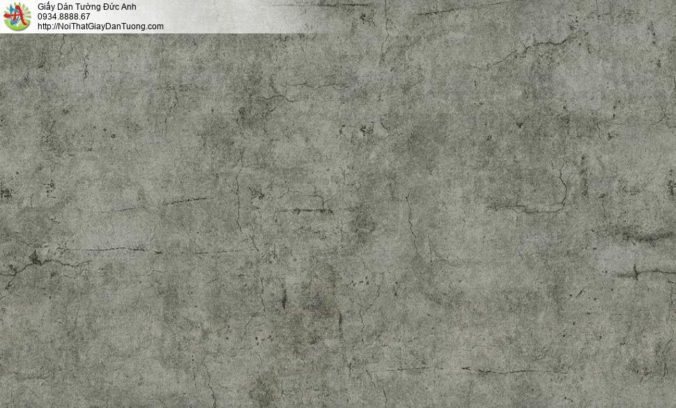 Albany 6817-4, Giấy dán tường màu bê tông xám, Giấy dán tường màu xi măng xám vàng